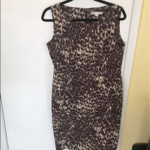 Dresses & Skirts - Animal print Cleo dress